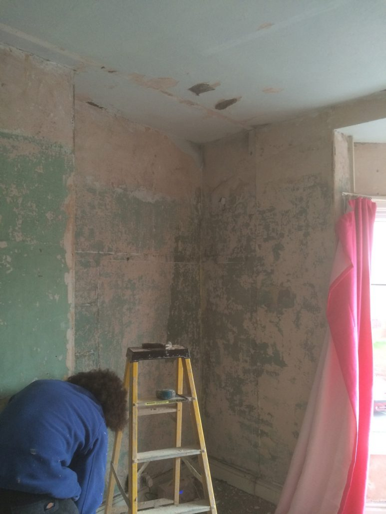 plasterers sheffield
